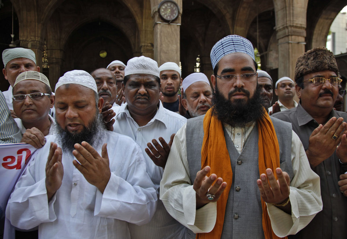 NEPAL – INDIA Islamic cultural centre opening near Indian