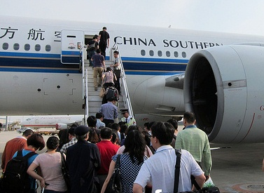 China Philippines South China Sea Southern Airlines