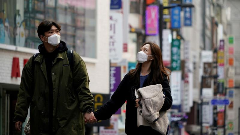 South Korea Coronavirus Seoul Only 13 Infections Today Churches Reopen