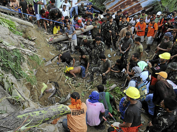 PHILIPPINES Death toll from Negros and Cebu earthquake ...