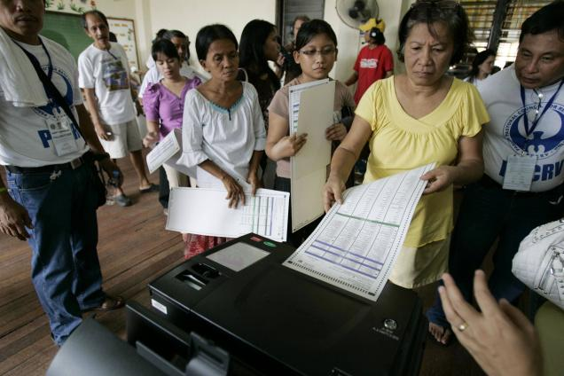 barangay online voting system essay Synchronized barangay and the commission on elections opted to use the manual voting system instead of philippine barangay and sangguniang kabataan elections.