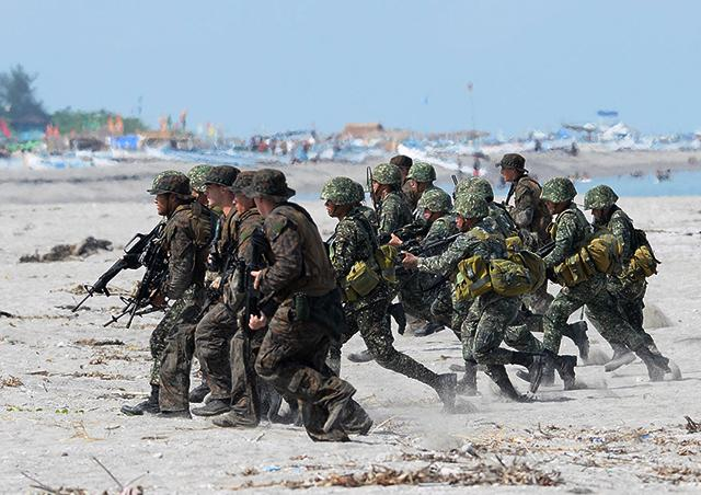us military presence in the philippines benefit the economy Imperialism of the philippines us ships and some people thought they could help the united states expand shaped the philippines with economic.