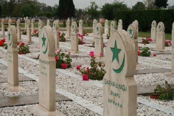ISLAM – FRANCE Marie Leeze, a Muslim convert, left without a funeral
