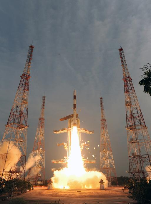 a study of the polar satellite launch vehicle India's space agency, isro, ended 2017 rather on a somber note with the failure of the polar satellite launch vehicle pslv-c39 mission on august 31, 2017, isro was forced to declare the mission a failure owing to a freak incidence.