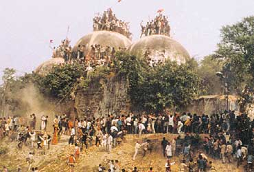 India India Babri Masjid Demolition Quot Planned By Hindu Party Quot