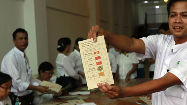 Myanmar Elections 2015: First Openly Contested Poll in 25 Years ...