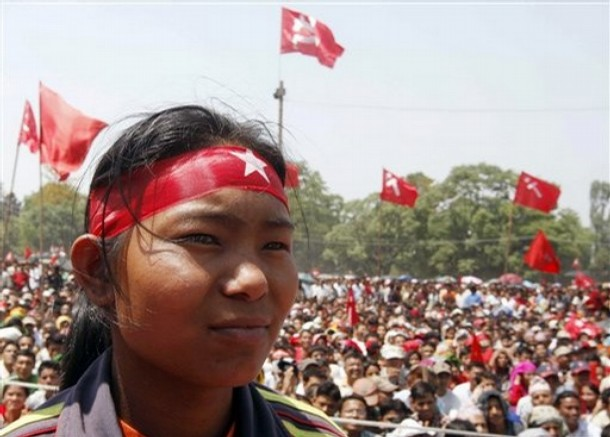 Nepal Maoists Had Enough With Communism Now Say Nepal To
