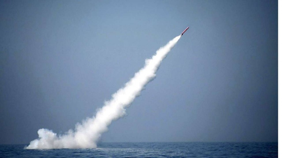 Pakistan Pakistan Launches First Cruise Missile From A