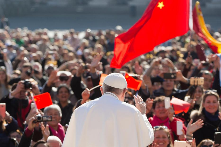 CHINA The renewal of the Sino-Vatican agreement: Today's meagre fruits and those of the future