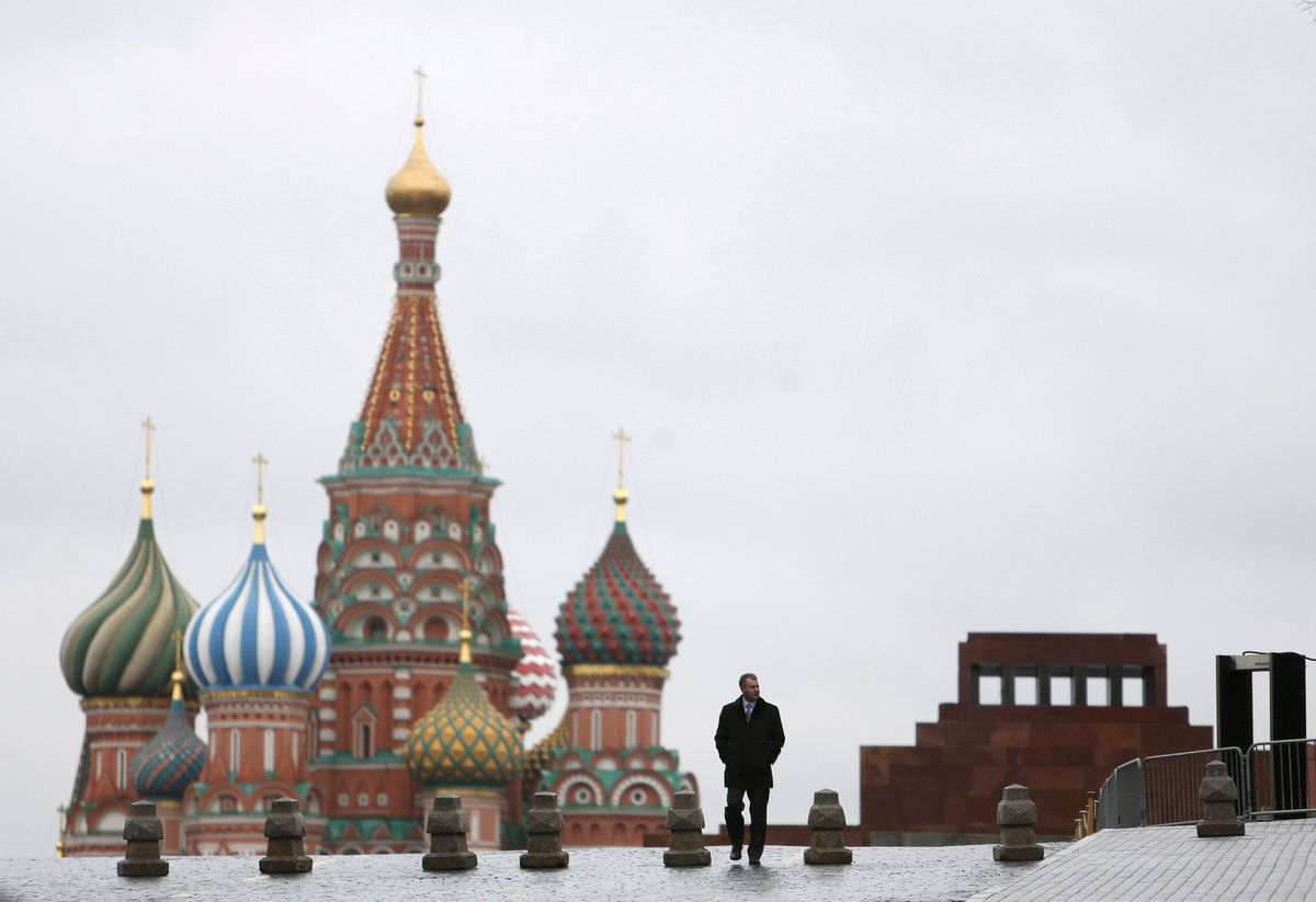 RUSSIA 'Extremism': the Russian state and the witch hunt