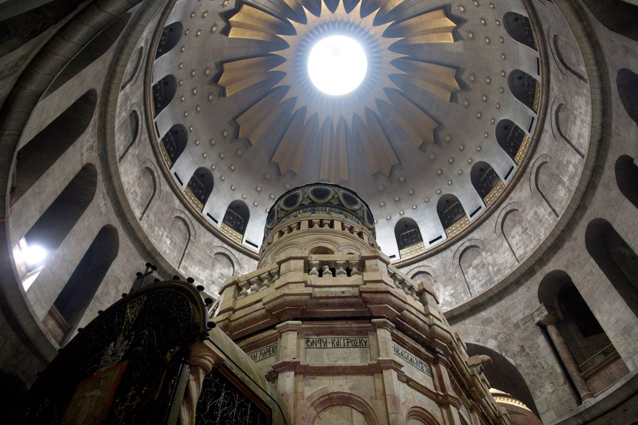 Holy Land For Jerusalem Churches Restoration Of The Aedicule Of The