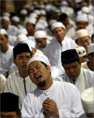 a look at islam in indonesia Looking for global reconciliation look to islam of africa, indonesia to lecture us on the evils of islam, we should look instead to those with the.