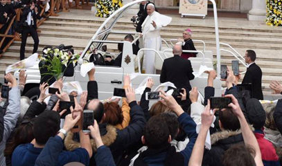 Pope: Padre Pio, 'apostle of the confessional' who taught to us 'how to become small