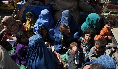 UN reports more than half a million displaced people in Afghanistan, a record