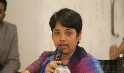 Lisi Desai, a disabled Catholic woman who helps hundreds of disabled people in Bangladesh (Photos)