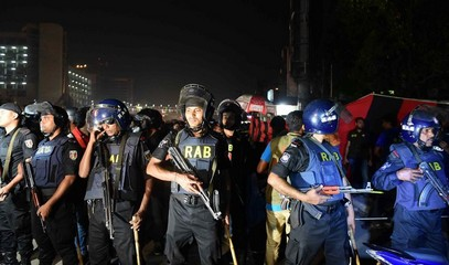Islamic State claims responsibility for attempted suicide attack at Dhaka international airport