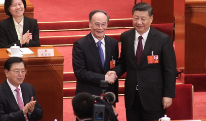 Xi Jinping's second term unanimously confirmed