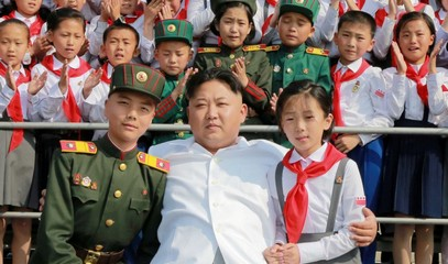Women and children are the main victims of North Korea's humanitarian emergency