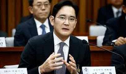 Samsung: Court rejects arrest warrant for deputy chief Lee Jae-yong