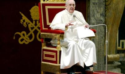 """Communion between Catholics and Orthodox """"must not be a bland uniformity"""", says pope"""