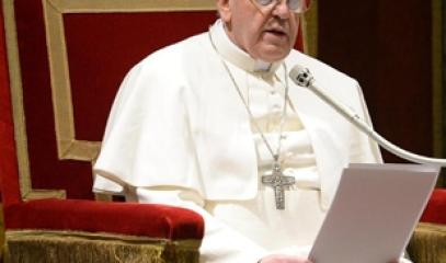 For the pope, cultural and religious diversity is good for a globalised society