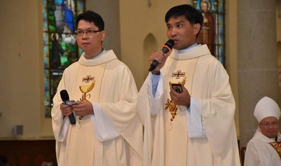 Two new priests for Hong Kong: A vocation born of witness