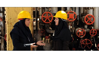 Tehran: Women Equal Opportunities in the Oil Sector. GDP continues to flourish