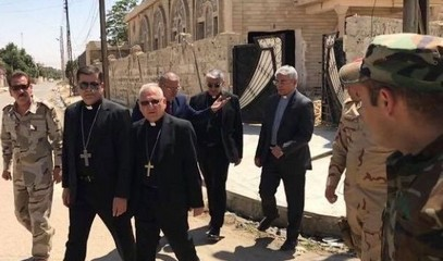 Mar Sako: reconstruction and coexistence plans in Mosul and Nineveh to offset Islamic State destruction