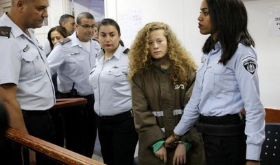 Ahed Tamimi to remain in jail until the end of her trial