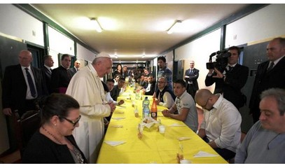 Pope: in a time marked by speculation, nothing and no one is