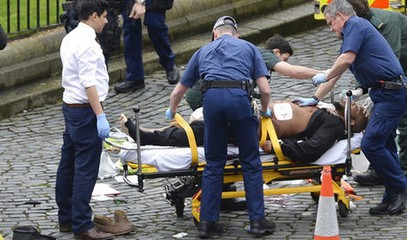 London attack: The Pope's pain and that of a young Muslim
