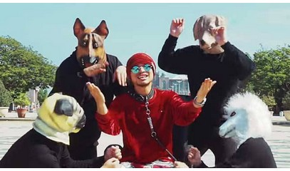 Rapper arrested for insulting Islam with a video for the Year of the Dog