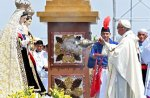 Pope in Chile: This land surrounded by the driest desert knows how to put on party clothes
