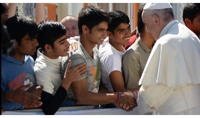 The pope and World Day of Migrants and Refugees 2018