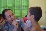 Catholic committed to medical care and scholarships in Cambodia