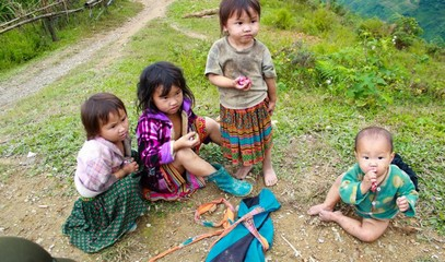Phan Thiết Catholics celebrate New Year with poor families