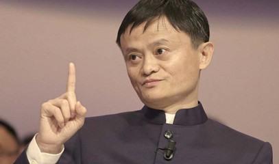Jack Ma: No trade wars between China and the United States, give Trump some time