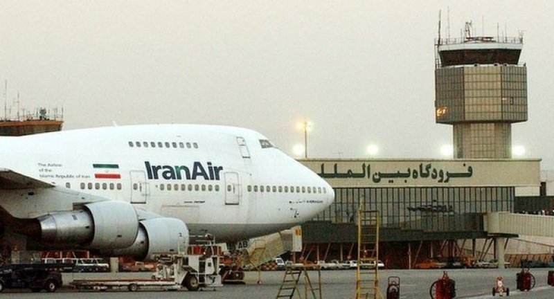 IRAN - USA For the first time since the Islamic revolution, Boeing