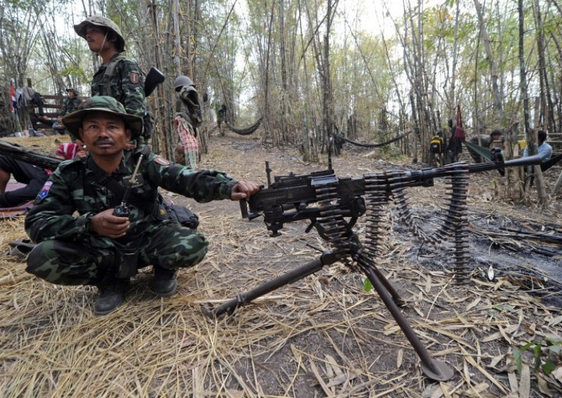 Image result for Ara Kan Army