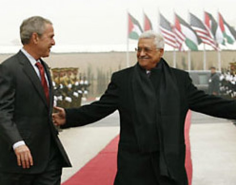 PALESTINE – UNITED STATES Peace Between Israel And