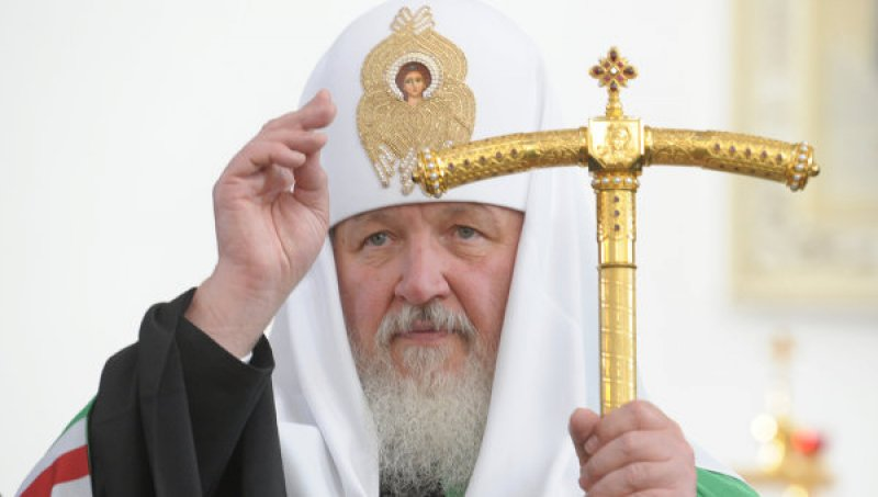 Of anything russian patriarch suggest you