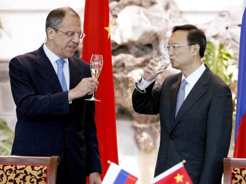 Russia China Moscow And Beijing Agree On Borders After 80 Years